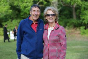 Verena and Roderic Cushman