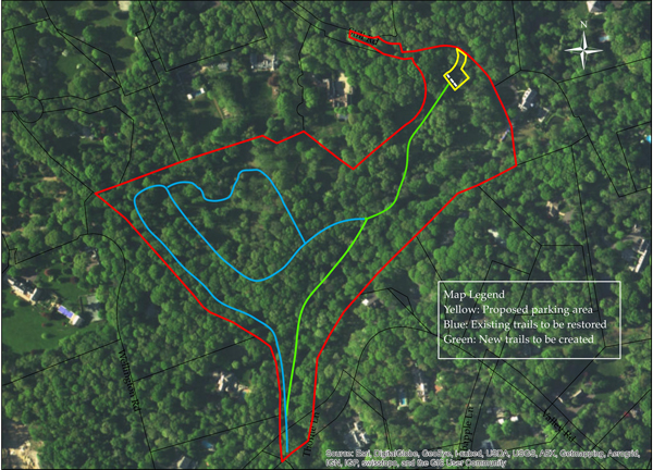 Cushman Woods Preserve