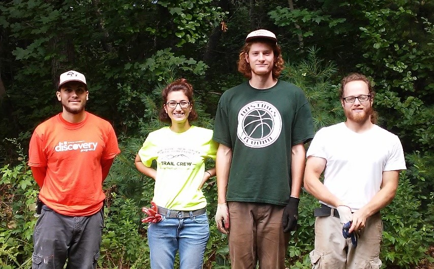 North Shore Land Alliance 2016 Interns
