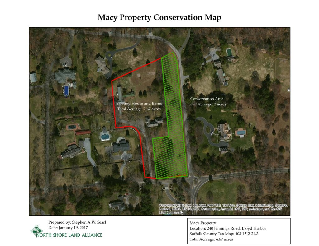 Macy Property Preserved